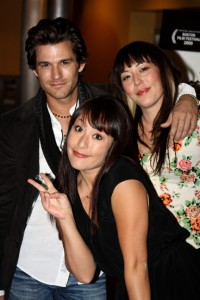 Johnny Whitworth, Athena Lobit, Alyssa Lobit
